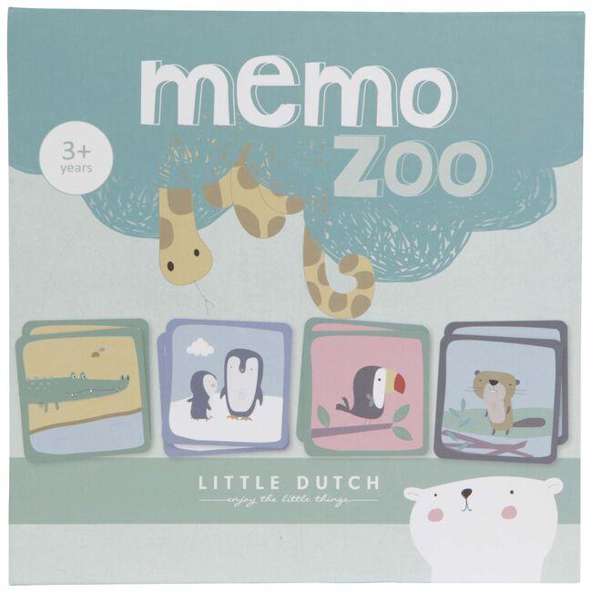 Little Dutch memory dierentuin -