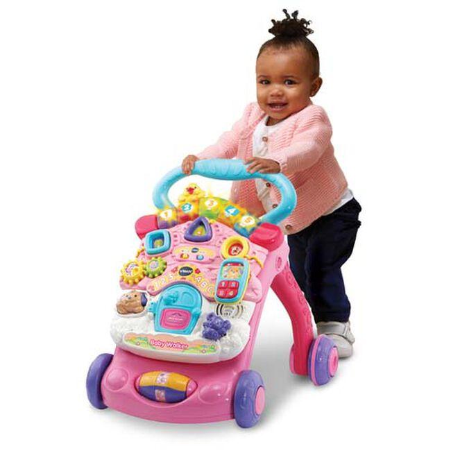 VTech Baby Walker roze - Multi