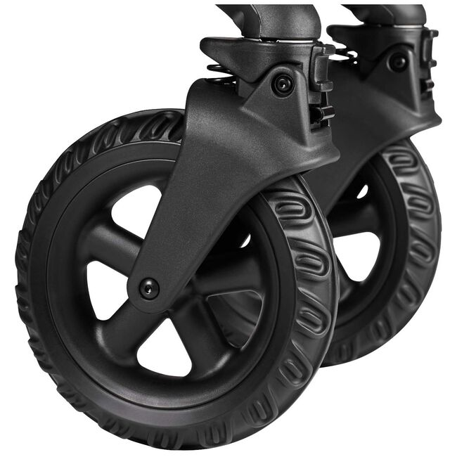 Easywalker All Terrain wielenset - Black