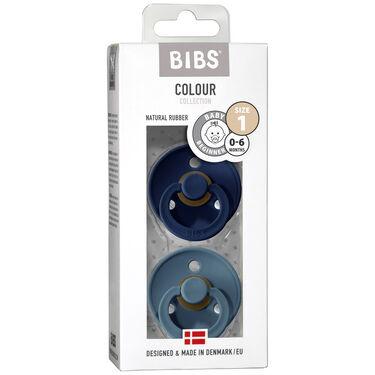 Bibs fopspeentje Size 1 - Deep Space/ Petrol