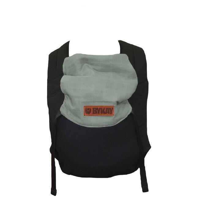 ByKay Click Carrier Reversible draagzak - Black/Minty Grey