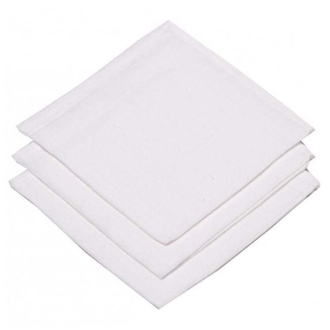 Prénatal hydrofiele monddoekjes - White