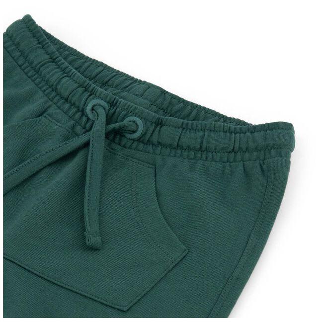 Prénatal baby broek - Seagreen