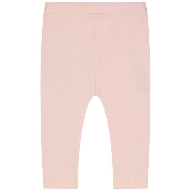 Prénatal newborn meisjes legging - Blossom Pink
