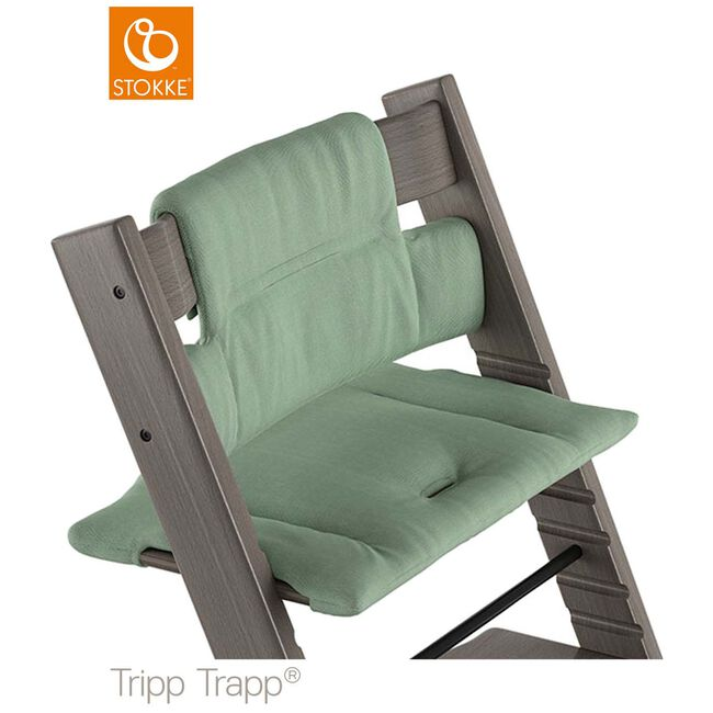 Stokke Tripp Trapp kussentje - Timeless Green