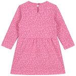 Prénatal peuter meisjes jurk - Fuchsia Red