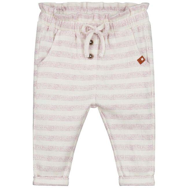 Sweet Petit baby meisjes broek Fabienne - Soft Beige Grey