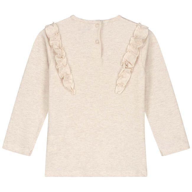 Prénatal peuter shirt - Light Brown Melange