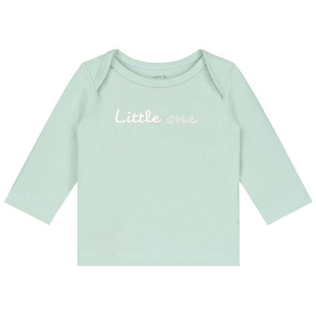Prénatal newborn unisex shirt - Green