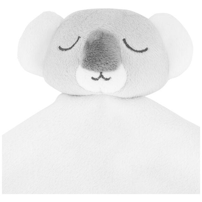 Prénatal knuffeldoekje koala - White