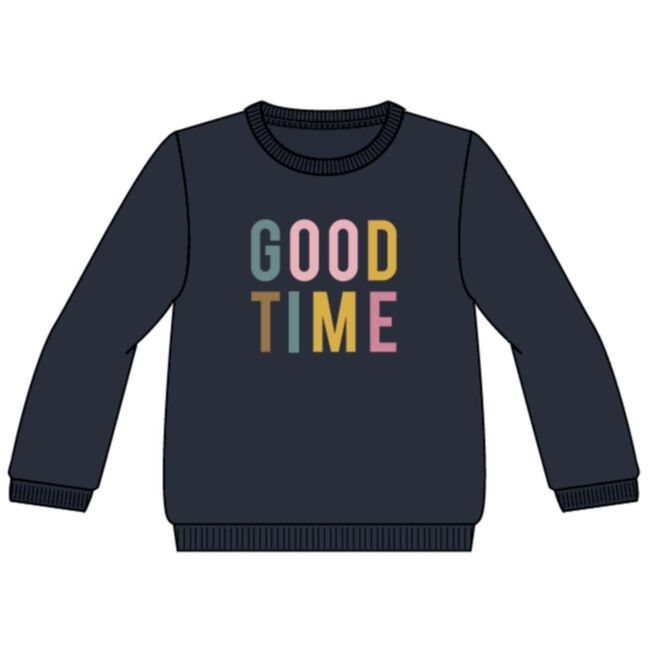 Name it peuter meisjes sweater - Dark Blue