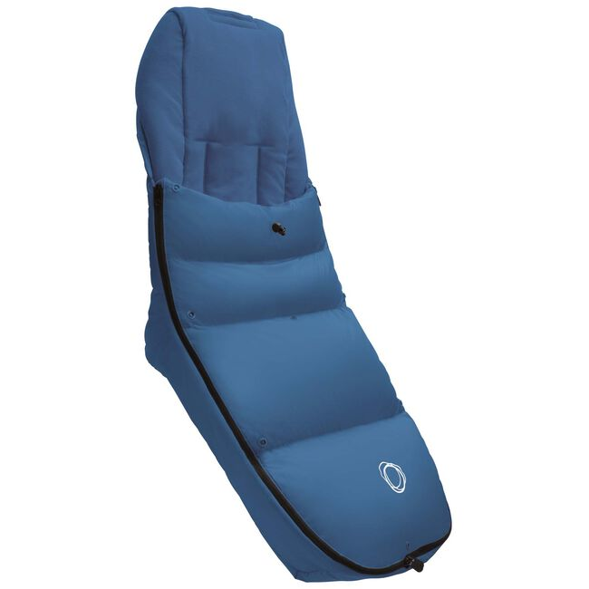 Bugaboo voetenzak high performance+ - Hemelsblauw