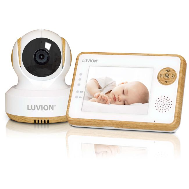Luvion Essential Limited Edition babyfoon - White