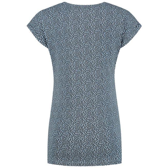 Prénatal zwangerschaps T-shirt - Skyblue