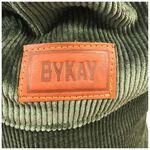 ByKay Click Carrier Classic ribbed velvet - Moss Green