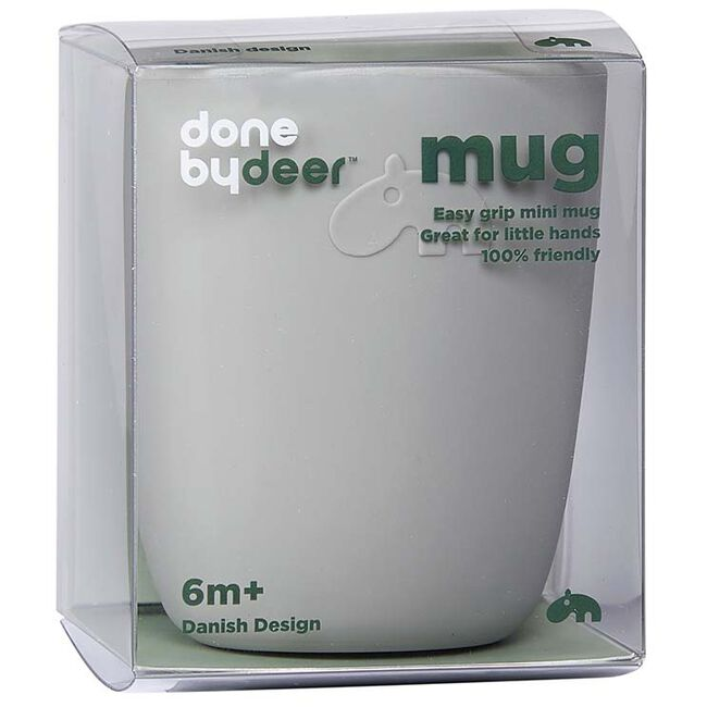 Done by Deer Mug stick - Grey