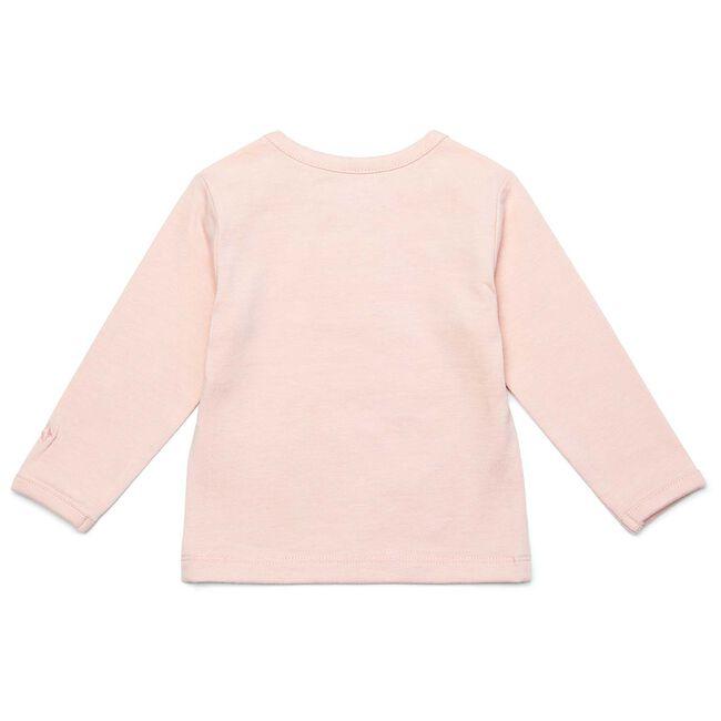Noppies newborn meisjes t-shirt - Pink
