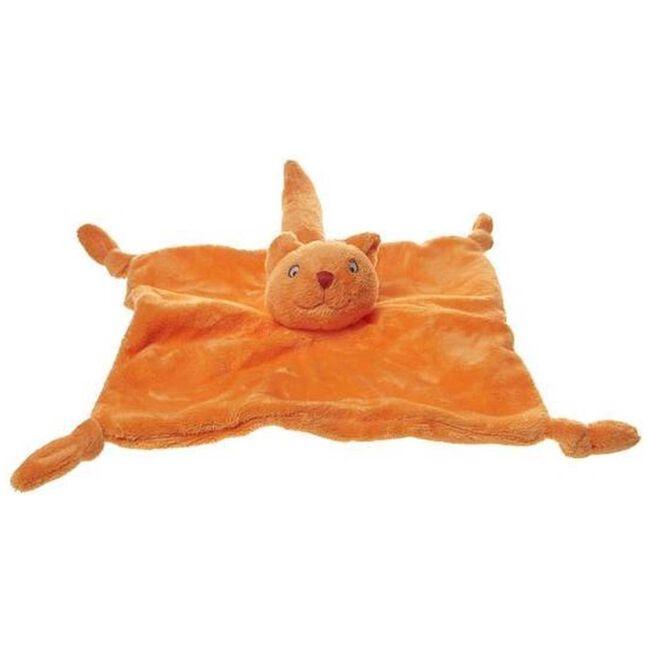 Happy Horse Dikkie Dik knuffeldoekje - Orange