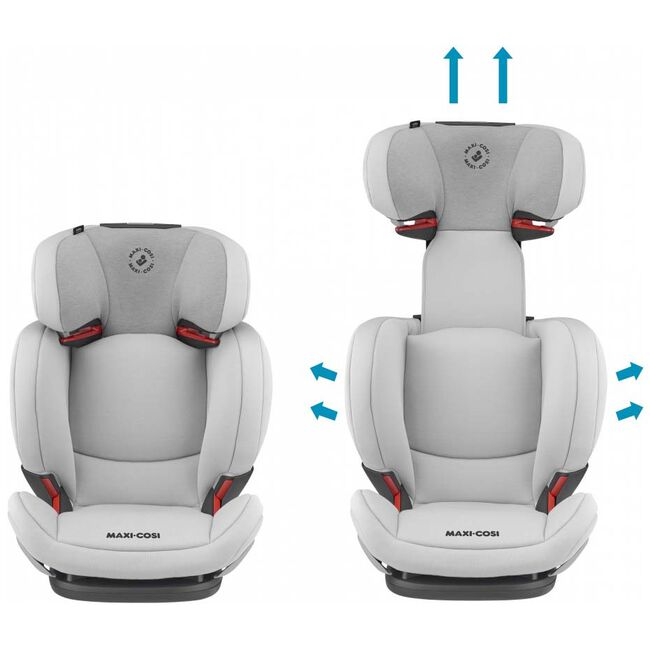 Maxi-Cosi Rodifix Airprotect - Authentic Grey