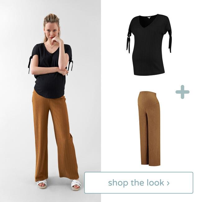 Shop the look - T-shirt & broek -