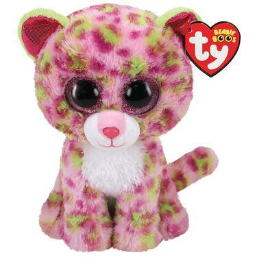 TY beanie boo's Lainey Leopard 15cm -