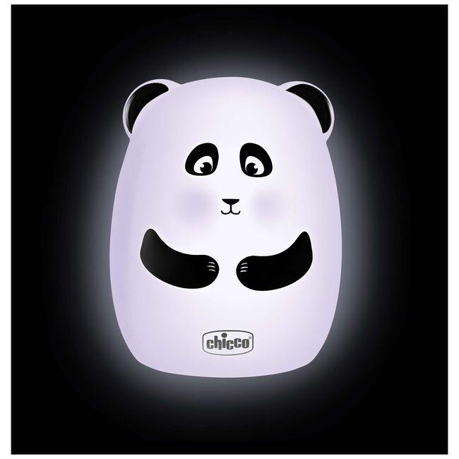 Chicco nachtlampje panda -