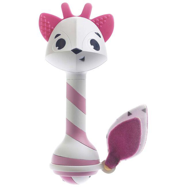 Tiny Love teether rattle rammelaar - Pink