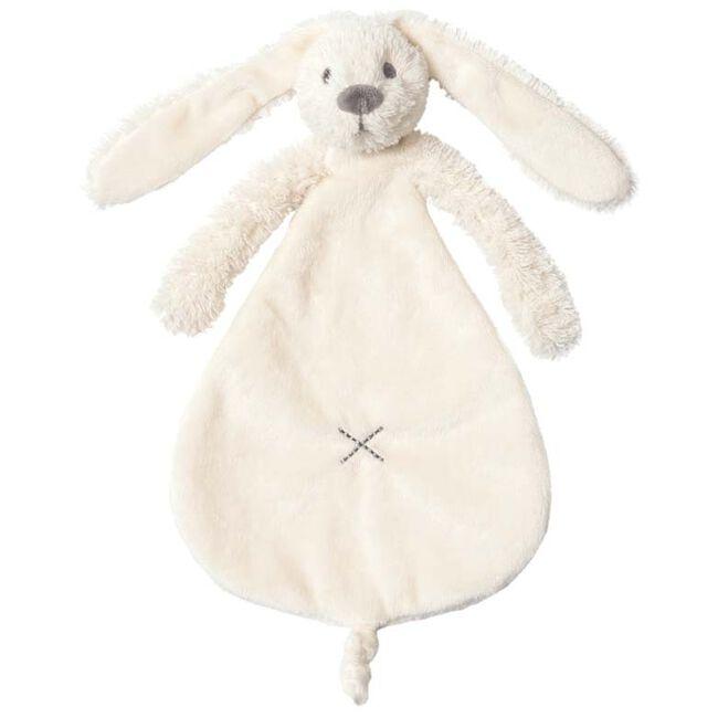 Happy Horse Rabbit Richie Ivory knuffeldoekje - Multi
