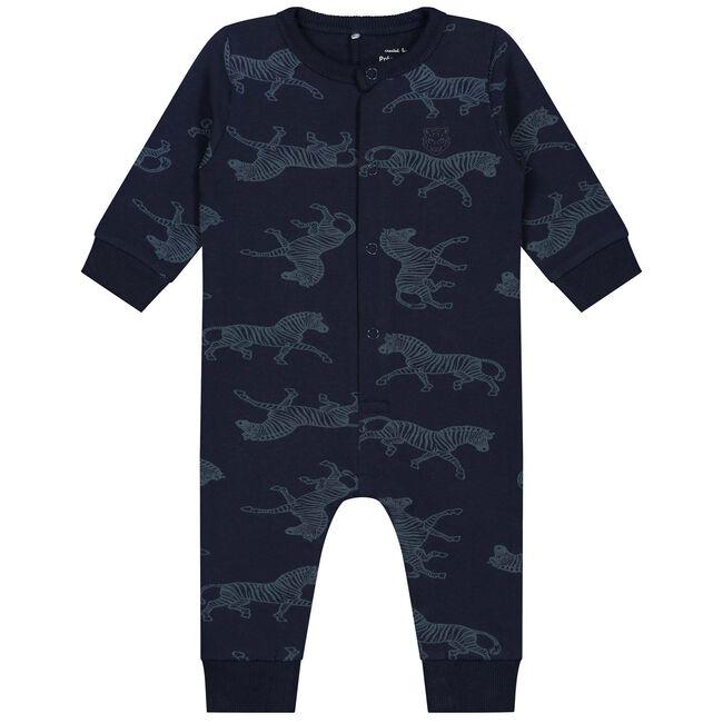 Prénatal baby jongens ééndelig pak - Dark Blue