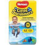 Huggies Little Swimmers zwemluiers - 2-3