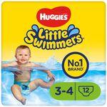 Huggies Little swimmers zwemluiers 3/4 7-15kg -