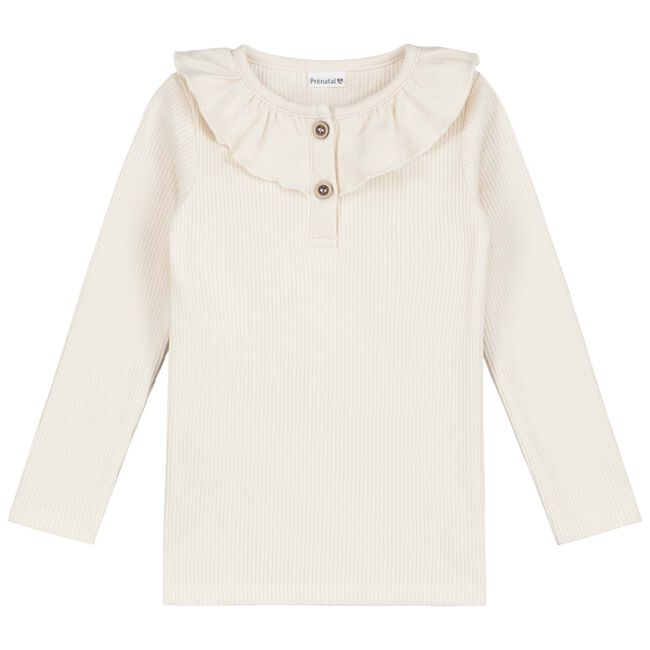 Prénatal baby meisjes T-shirt - Ecru