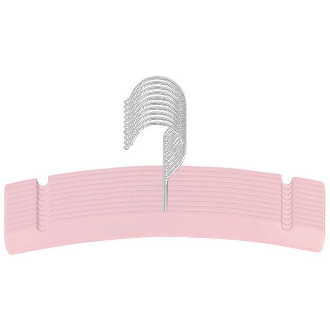 Prénatal kledinghanger hout 10 stuks - Mid Pink
