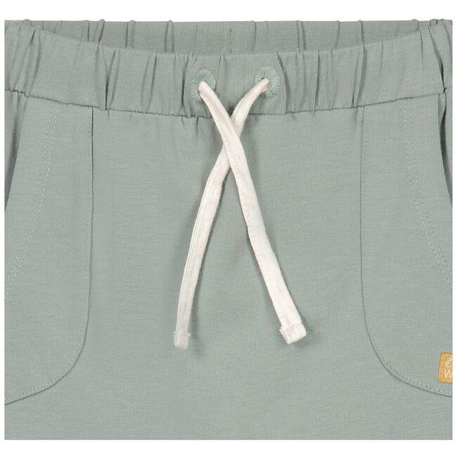Prénatal newborn jongens broekje - Dark Mint Green