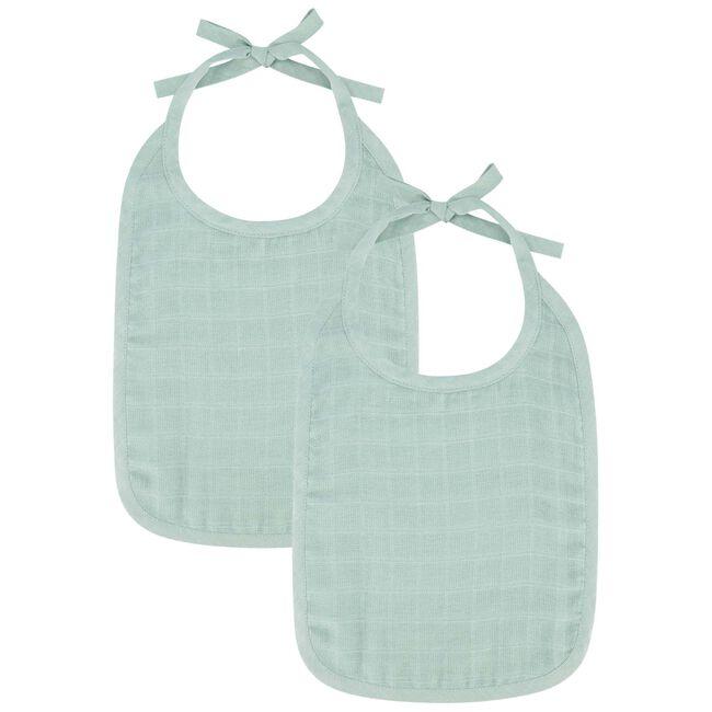 Prenatal 2pack hydrofiel slab - Soft Green
