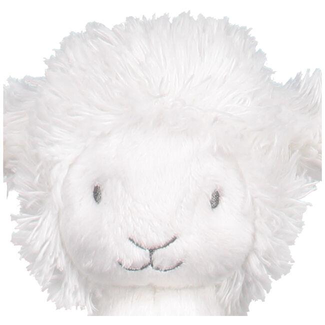 Prénatal rammelaar Little Dreamers - White