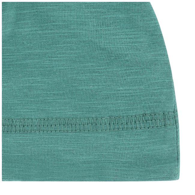 Prénatal newborn unisex mutsje groen - Dark Aqua
