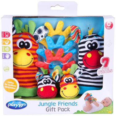 Playgro Jungle Friends giftpack -