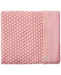 Joolz Essentials Honeycomb deken - Pink