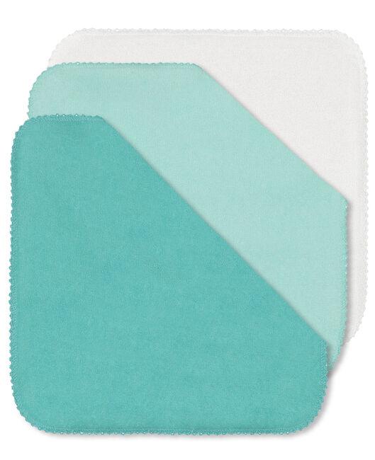 Prenatal monddoek badstof 6-pack - Mintgreen