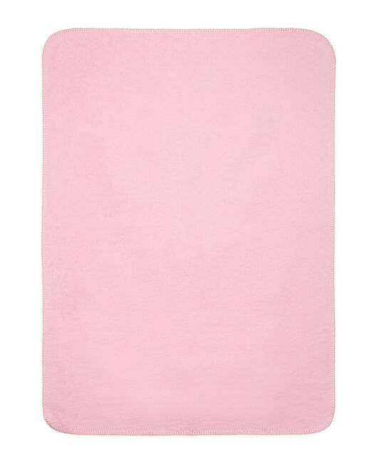 Prénatal wiegdeken - Blossom Pink