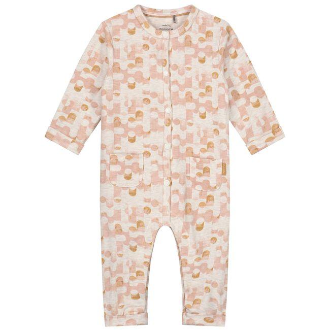 Prenatal newborn meisjes 1-delig pakje - Powder Pink
