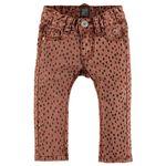 Babyface peuter meisjes jeans - Midbrown