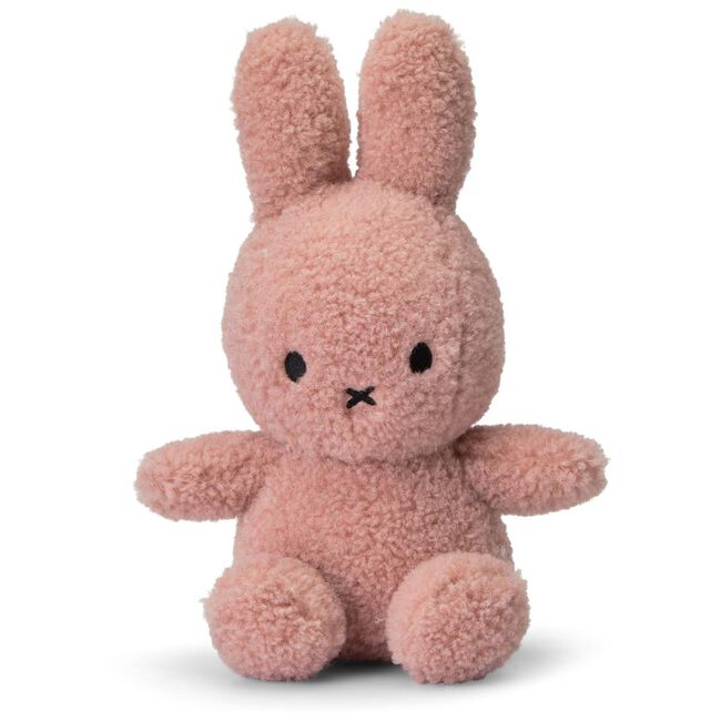 Nijntje knuffel teddy 23cm - Pink