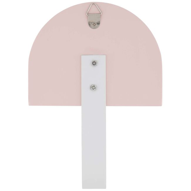 Prenatal haakje regenboog - Pink