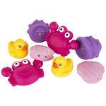 Playgro badspeelgoed zeedieren gesealed -