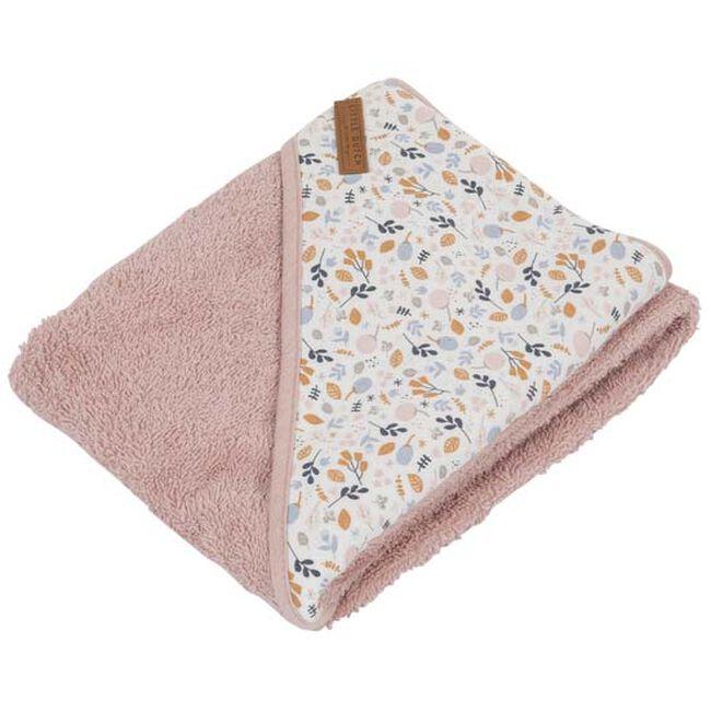 Little Dutch badcape - Pink