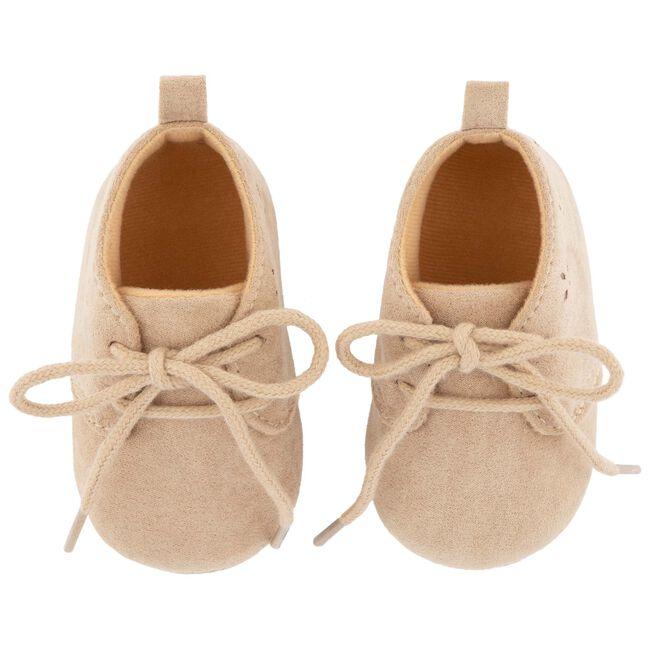 Prénatal meisjes softsole schoenen - Lightbrown