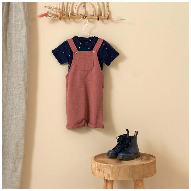 Prénatal baby tuinbroek -