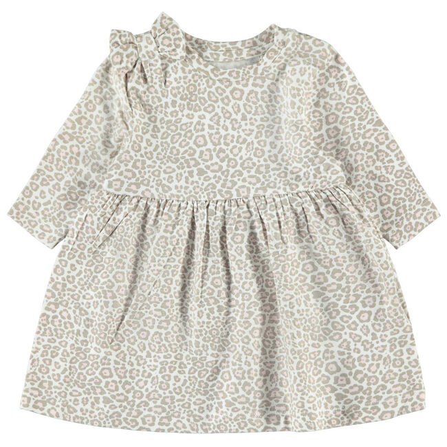 Name it baby meisje jurk - White